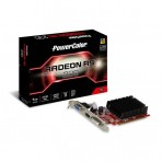 Placa de Vídeo PowerColor AMD Radeon R5 230 AXR5-230-1GBK3-SHE - 1GB DDR3 64 bits - PCI-Express 2.1