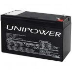 Bateria selada Unipower UP1290 - 12V 9Ah - F187
