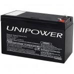 Bateria selada Unipower AP12-7E - 12VDC - 7Ah