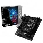 Placa Mãe Galax H410M - Chipset H410 - (DDR4, M.2, HDMI, USB 3.2 Gen 1) - Soquete 1200