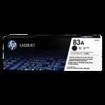 Toner Preto HP LaserJet 83A - (CF283AB)