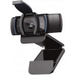 Webcam Logitech HD Pro C920s PRO - Full HD 1080p - Microfones duplos