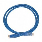 Patch Cord Hi Top CAT6e Flex Azul - 2.5 Metros