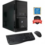 Computador Desktop Centrium Thinline - Intel Pentium G6400 - 4GB DDR4 - 120GB SSD - 200W - Linux
