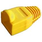 Capa para conector RJ-45 - Amarelo