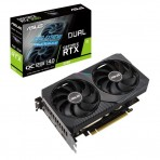 Placa de Vídeo Asus Dual GeForce OC Edition RTX 3060 DUAL-RTX3060-O12 - 12GB GDDR6 192 bits - PCI-Express 4.0