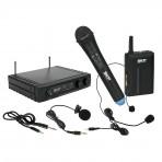 Microfone sem Fio SKP - UHF-271