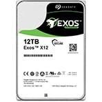 HD 3.5'' 12TB Seagate Exos Enterprise X14 ST12000NM0038 - 7200RPM - 256MB Cache - SATA 6Gb/s