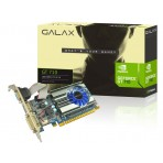 Placa de Vídeo Galax GeForce GT 710 - 71GPH4HXJ4FN - 2GB GDDR3 64 bit - PCI-Express 2.0 - Low-profile