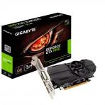Placa de Vídeo Gigabyte Geforce- GTX 1050 OC - 3GB GDDR5 96 bit - Low Profile