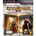 Jogo para Playstation 3  God of War Origins Collection™