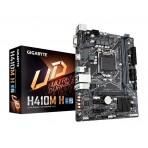 Placa Mãe Gigabyte H410M H - Chipset H410 - (DDR4, M.2, HDMI, USB 3.1 Gen 1) - Soquete 1200