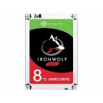 "HD 3.5"" 8TB Seagate IronWolf ST8000VN0022 - 7200RPM - 256MB Cache - SATA 6Gb/s"