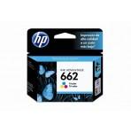 Cartucho tinta HP 662 - Colorido