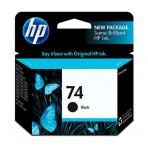 Cartucho tinta HP 74 - Preto