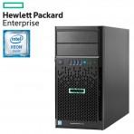 Servidor HPE ProLiant ML30 Gen9 - Torre Xeon E3-1220 v6 - 8GB DDR4 ECC 1TB HD - (873227-S05)