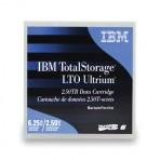 Cartucho de Dados IBM TotalStorage LTO Ultrium 6 - 2.5TB/6.25TB (Nativo/Compactado)