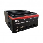 Dock Station F3 253 JC-DOC892 - para HD SATA e IDE 2,5'' / 3,5'' - USB 3.0