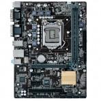 Placa mãe Asus H110M-C/BR - DDR4 (Som, Video, Rede, USB 3.0) - Socket 1151