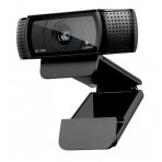 Webcam Logitech HD Pro C920 - Full HD 1080p - 15 Megapixels