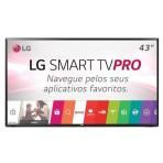 "Televisor LG 43"" - 43LJ551C - LED Full HD - Modo Hotel - Wi-Fi - webOS 3.5 - (1920x1080)"