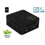 Mini Computador Liva Ze Intel Ultratop - ULN33504120 - Intel Dual Core N3350 - 4GB RAM - SSD 120GB - Linux