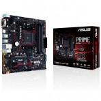 Placa Mãe Asus PRIME B450M-GAMING/BR - Chipset B450 - (DDR4, M.2, HDMI, USB 3.1 Gen 2) - Soquete AM4