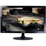 "Monitor 24"" LED Samsung LS24D332HSX/ZD - 1920 x 1080, 75Hz, 1ms - Flicker Free"
