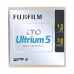 Fita de Dados Fujifilm LTO 5 Ultrium - 3,0 TB (Compactado) / 1,5 TB (Nativo)