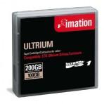 Cartucho de Dados Imation Ultrium LTO 1 200/100GB