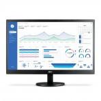 Monitor 23.6'' LED AOC M2470SWH2 - Full HD 1920 x 1080, 75Hz, 5ms