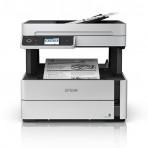 Multifuncional Monocromática Epson EcoTank M3180 (C11CG93302) Rede e Wireless - 4-em-1: Imprime, Copia, Digitaliza, Fax