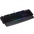 Teclado Gamer Mecânico HyperX Mars RGB US - HX-KB3BL3-US/R4