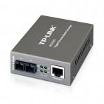 Conversor de Mídia TP-Link 1000BASE-LX para 1000BASE-T - MC210CS
