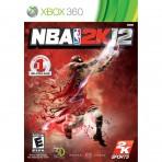 Jogo para Xbox 360 - NBA 2K12