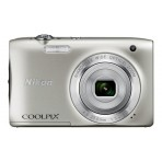 "Câmera Digital Nikon COOLPIX S2900 - Prata - 20 MP Visor 2.7"" Filma em HD"
