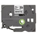 Fita para rotulador Brother AZe-FX241 - (18mm, 8m) - Flexível