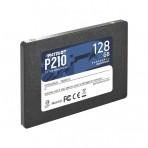 SSD 2.5'' 128GB P210 Patriot P210S128G25 - Leituras 450 MB/s - Gravações 430 MB/s - SATA 6Gb/s