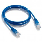 Patch Cord Hammer CAT5e Azul - 1.5 Metros