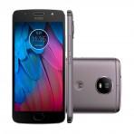 Smartphone Motorola Moto G5 S XT1792 - Octa-Core Android - 32GB 4G - Dual Chip Desbloqueado - Platinum