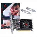 Placa de Vídeo PCYes Radeon HD 5450 PJ54506401D3LP - 1GB DDR3 64 bits - PCI-Express 2.0 - Low Profile