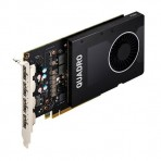 Placa de Vídeo Quadro PNY P2000 - 5GB GDDR5 160 bits - PCI Express 3.0