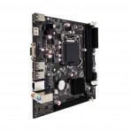 Placa Mãe Bluecase BMBH61-M - Chipset H61 - (DDR3, 4x Sata, HDMI,VGA, USB 2.0) - Soquete 1155