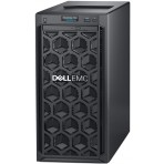 Servidor Dell EMC PowerEdge T140 210-AQSS-B3Y9#880 - Xeon E2124 - 16GB DDR4 - 2x1TB Sata - Rede 2x1Gb - Torre
