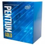 Processador Intel Pentium G6400 BX80701G6400 - Comet Lake, Cache 4MB, 4.00 GHz, UHD Graphics 610 - LGA 1200
