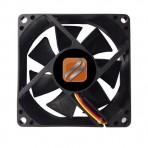 Ventilador DEX - 80x80x25mm - Preto
