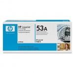 Toner Preto HP LaserJet HP 53A - (Q7553A)