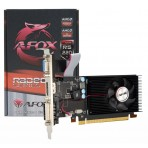 Placa de Vídeo AFOX Radeon R5 220 AFR5220-1024D3L5 - 1GB DDR3 64 bits - PCI-Express 2.0