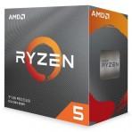 Processador AMD Ryzen 5 3600 100-100000031BOX - Cache 32MB, 3.6GHz (4.2GHz Max Turbo), Sem Vídeo - Socket AM4