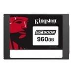 "SSD 2.5"" 960GB Kingston DC500R Enterprise SEDC500R/960G - Leituras 555MB/s - SATA 6Gb/s"